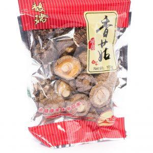 Dried mushroom shiitake