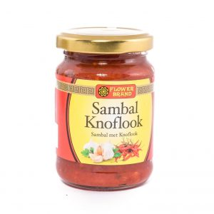 Flower Sambal knoflook