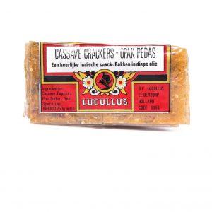 Lucullus Cassave kroepoek- opak pedas