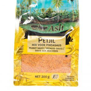 Ali Petjil mix voor pindasaus