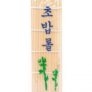 Cho Bab Rol Bamboe sushi mat (24x24cm)