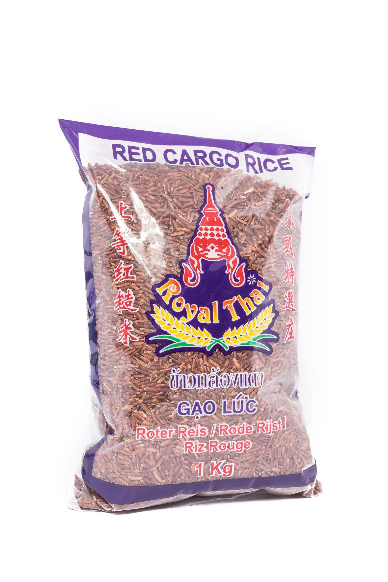 Rode rijst
