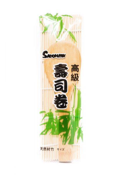 Sadohaw Sushi mat met lepel