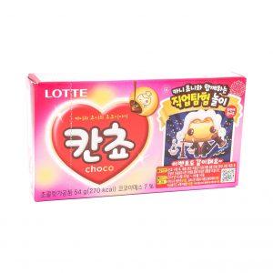 Lotte Chocolade koekjes