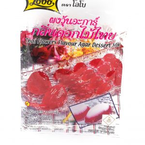 Lobo Agar dessertmix met bloemenaroma