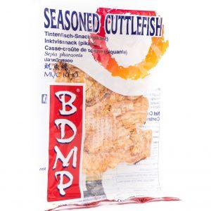 BDMP Gekruide inktvis snack (pikant)