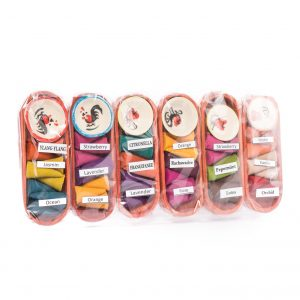 HS Wierook set assortiment