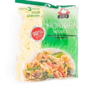 Chef's World Hokkien noedels