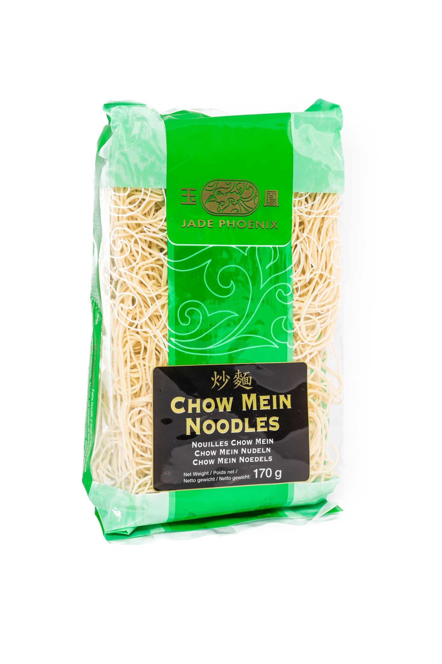 Noedels chow mien
