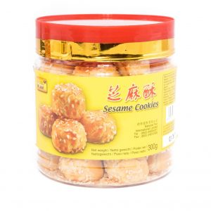 Gold Label Sesam koekjes