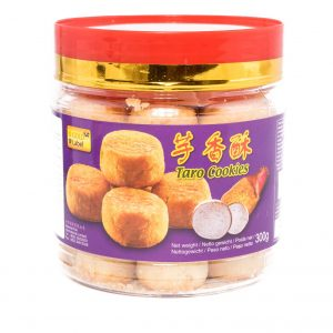 Gold Label Taro cookies