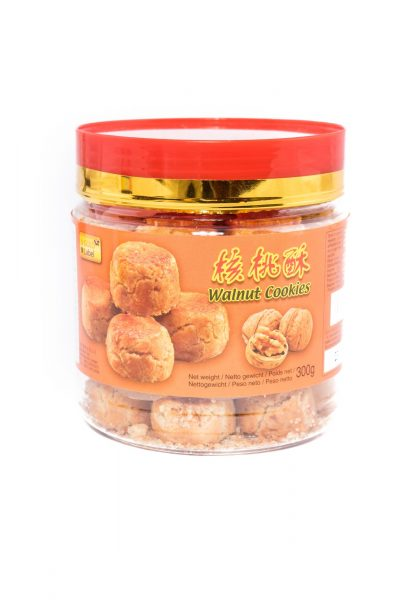 Gold Label Walnoot koekjes