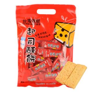 Qin Qin Cheese cookies (台湾亲亲 起司酥饼)