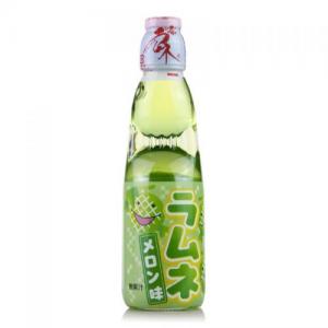 Hatakosen Ramune soda meloen smaak