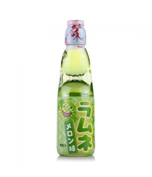 Ramune soda meloen smaak