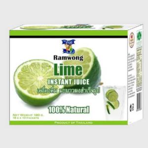 Ramwong Limoen thee 100% natuurlijk