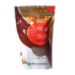 Rerenxin Wolfberry brown sugar (热人心 枸杞红糖)