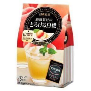 Nitto Royal melty peach juice