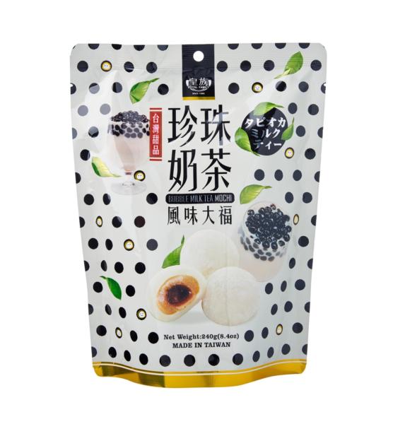 Royal Family Mochi bubble tea flavour