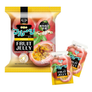 Royal Family Fruit jelly passion fruit flavor
