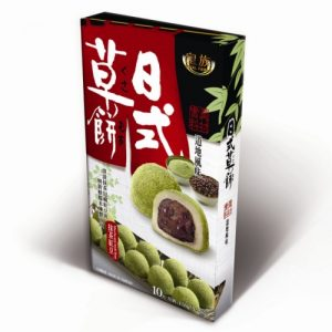Royal Family Mochi matcha and aduki bean flavour