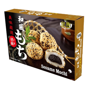 Royal Family Mochi sesam