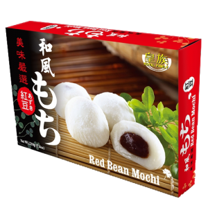 Royal Family Mochi red bean flavour