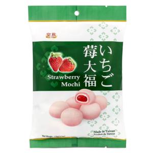 Royal Family Mochi strawberry flavor (皇族莓大福)