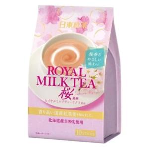 Nitto  Royal milk tea sakura flavour
