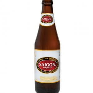 Saigon  Saigon bier 4,9% ALC. (越南西貢啤酒)
