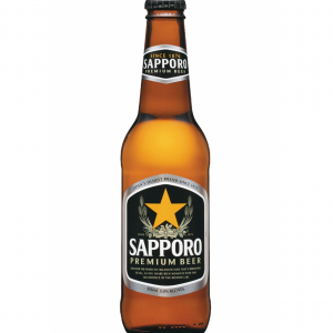 Sapporo Sapporo beer 4,7% ALC. (札幌啤酒)