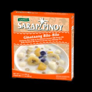 Sarap Pinoy [BBD: 05/08/21] Ginataang bilo-bilo (rijstballen in gezoete kokosmelk)