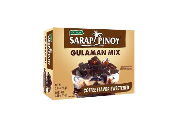 Gulaman mix koffie smaak