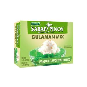 Sarap Pinoy Gulaman mix pandan smaak
