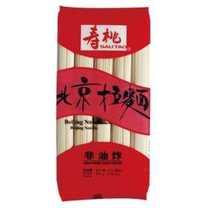 Sau Tao Noedels Beijing stijl (寿桃 北京拉面)