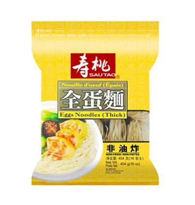 Eiernoedels dik (寿桃 袋裝全蛋麵 (粗))