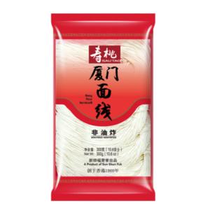 Sau Tao Handgemaakte amoy vermicelli (寿桃 手工厦门面线)