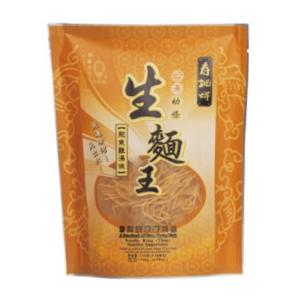 "Sau Tao Noedels ""king"" (fijn) abalone en kippensmaak (寿桃 生面王鲍鱼鸡汤味(幼))"