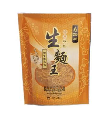 """Noedels """"king"""" (fijn) abalone en kippensmaak (寿桃 生面王鲍鱼鸡汤味(幼))"""