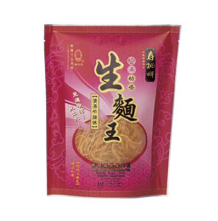"Noedels ""king"" (fijn) rundvleessoep smaak (寿桃 生面王清汤牛腩味)"