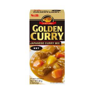 S&B Golden curry sausmix (heet)