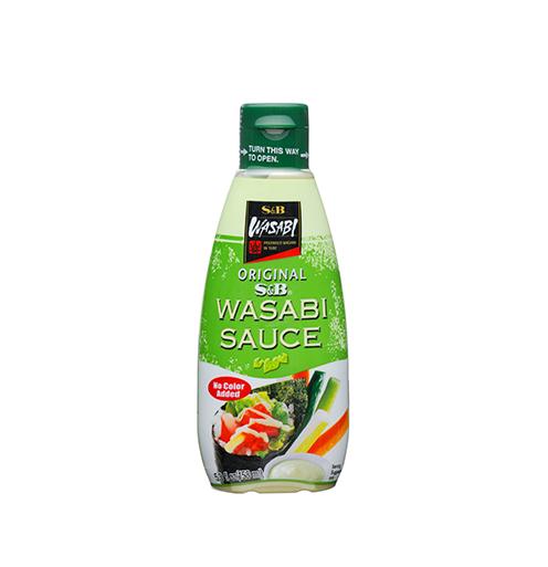 Wasabi saus