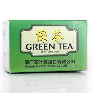 Sea Dyke Chinese groene thee (海隄牌綠茶包)