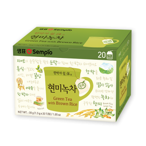 Sempio Groene thee met bruine rijst