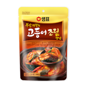 Sempio Spicy mackerel simmer sauce