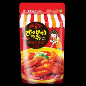 Sempio Topokki sauce spicy