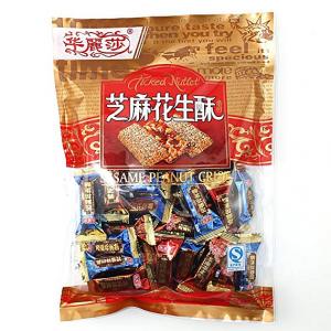 Hua Li Sha Sesam pinda snoep