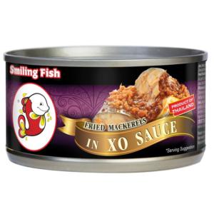 Smiling Fish Gebakken makreel in xo saus