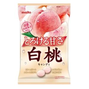 Meito Snoep perzik smaak