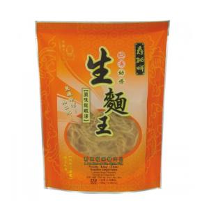"Sau Tao Noedels ""king"" (fijn) kreeftsoep smaak (寿桃 生面王原味龙虾汤味)"